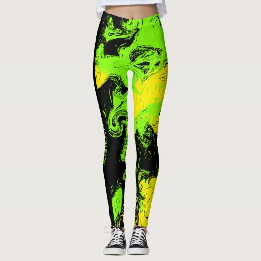 Heat Check Women Leggings