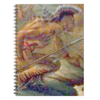 Heat of conflict notebooks