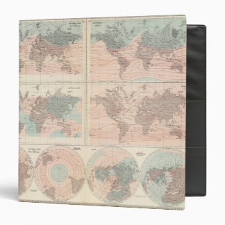 Heat over globe binders