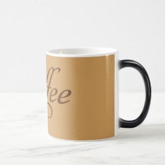 Heat Sensitive Coffee Much Magic Mug