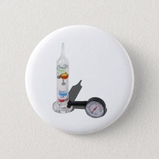 HeatAndPressure030811 2 Inch Round Button
