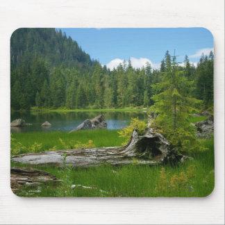 Heather Lake Mouse Pad