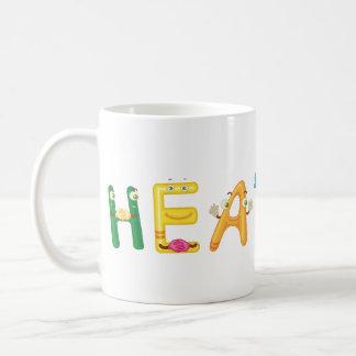Heather Mug
