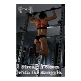 Heather Prescott Fitness & Personal Trainer prints Poster