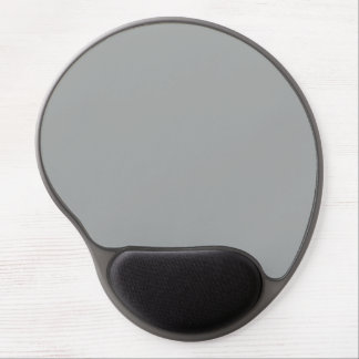 Heather Solid Color Gel Mouse Pad
