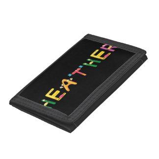 Heather wallet