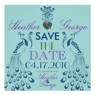 Heathers Save the Date Invite