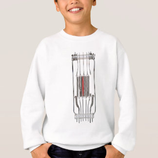heating spiral sweatshirt