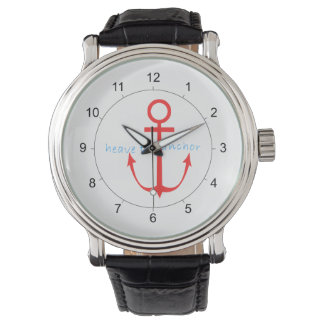 Heave The Anchor Watch