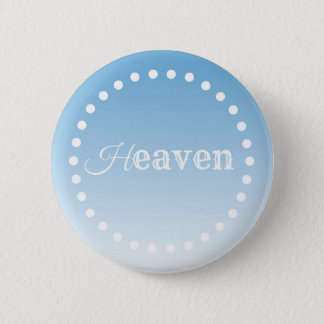 Heaven 2 Inch Round Button