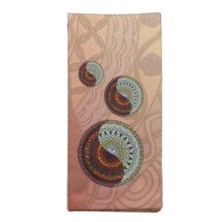 Heaven and Hell Candy Jar Printed Napkins