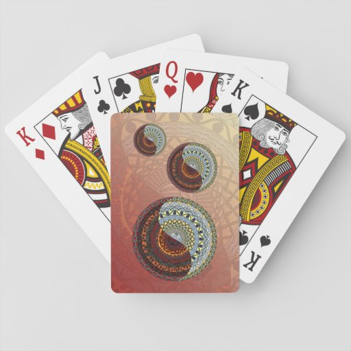 Heaven and Hell Classic Playing Cards