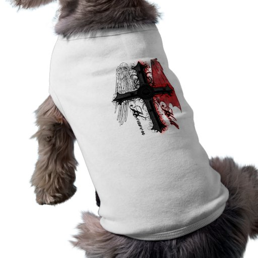 Heaven and Hell Pet Clothes