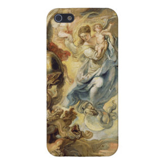 Heaven and Hell Covers For iPhone 5