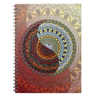 Heaven and Hell Notebook