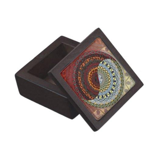 Heaven and Hell Trinket Box Premium Jewelry Box