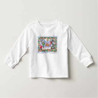 Heaven and Nature Sing Toddler T-shirt