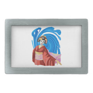 Heaven Awaits Rectangular Belt Buckles