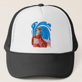 Heaven Awaits Trucker Hat