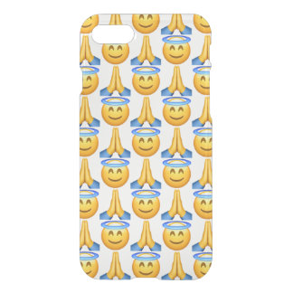 Heaven Emoji iPhone 7 Clearly™ Case