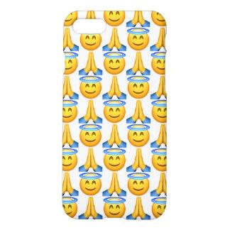 Heaven Emoji iPhone 7 Matte Case