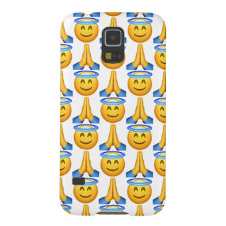 Heaven Emoji Samsung Galaxy S5 Phone Case