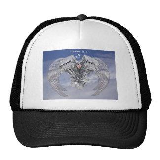 Heaven is a V Twin Hat