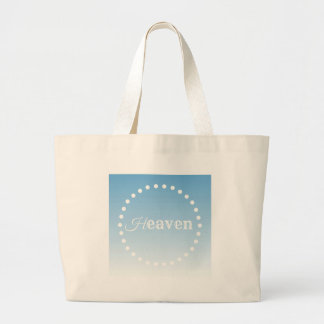Heaven Large Tote Bag