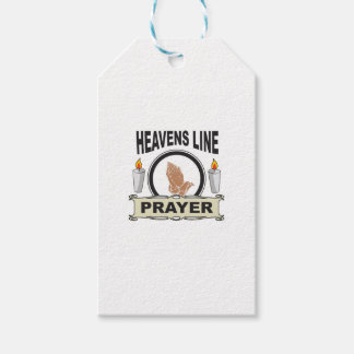 heaven line gift tags