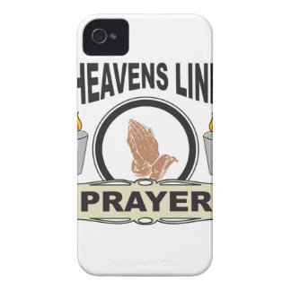 heaven line iPhone 4 case