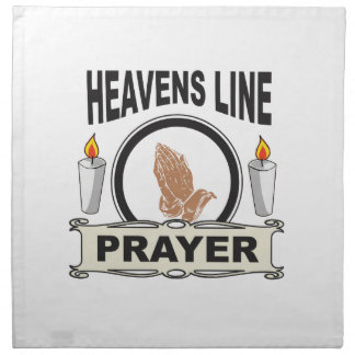 heaven line napkin
