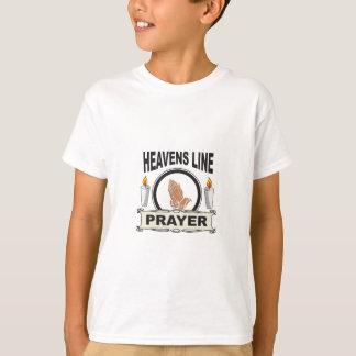 heaven line T-Shirt