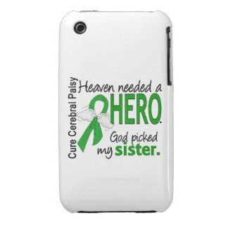 Heaven Needed a Hero CP Sister iPhone 3 Cases