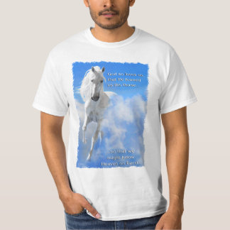 Heaven on Earth Horse T-Shirt