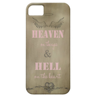 Heaven on the Eyes & Hell on the Heart Phone Case