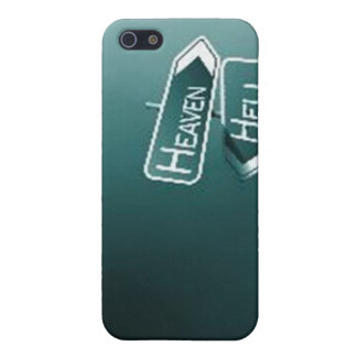Heaven or Hell iPhone Cover Case For iPhone 5/5S