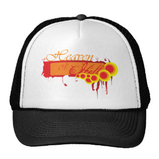 Heaven or Hell? Trucker Hat