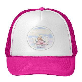 Heaven Sent - Angel Baby Girl Trucker Hat