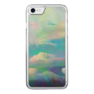 Heavenly Apple iPhone 7 Slim Maple Wood Case
