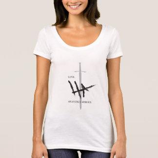 HEAVENLY ARMOUR BLACK SIGNATURE T-Shirt