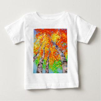 Heavenly birch baby T-Shirt