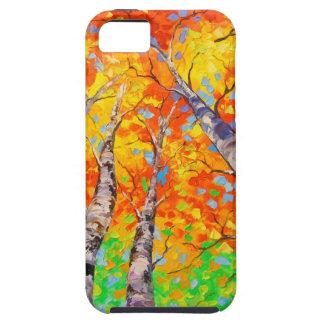Heavenly birch iPhone 5 cases