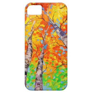 Heavenly birch iPhone 5 covers
