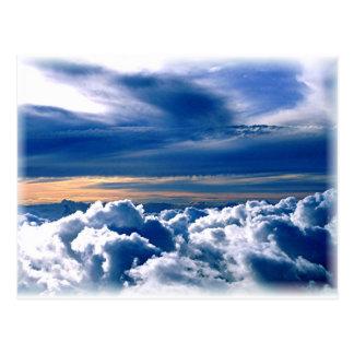 Heavenly bliss postcard