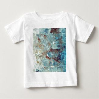 Heavenly Blue Quartz Crystal Baby T-Shirt
