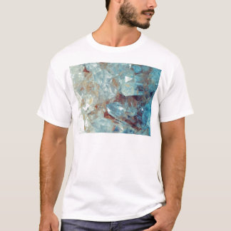 Heavenly Blue Quartz Crystal T-Shirt