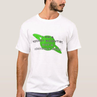 Heavenly Body- Green T-Shirt