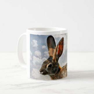 Heavenly Bunny Coffee Cup