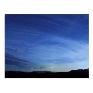 Heavenly Canvas Postcard