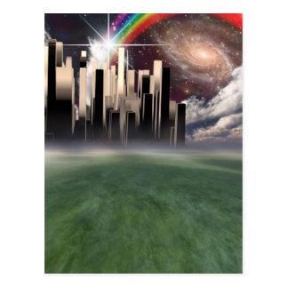 Heavenly City Postcard